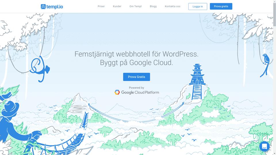 templ.io managed wordpress
